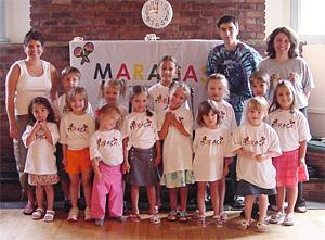 Maracas Spanish Language Class
