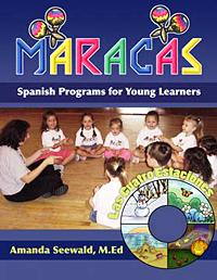 MARACAS Las Cuatro Estaciones Book