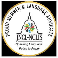 JNCL-NCLIS Badge