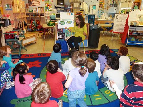 Maracas Classroom